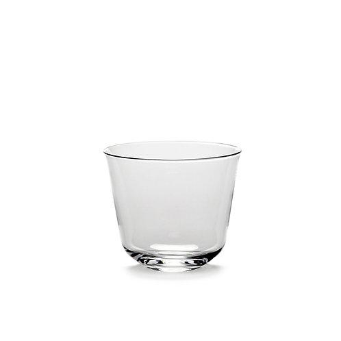 GLAS GRACE TRANSPARANT D 8.2 H 7.2