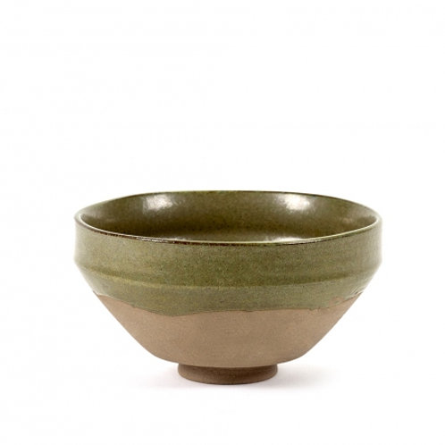 BOWL MERCI N°3 MEDIUM D12,5 GROEN