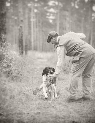 Gun Dog Trainer | Spanieltraining com | Mitchell, Georgia