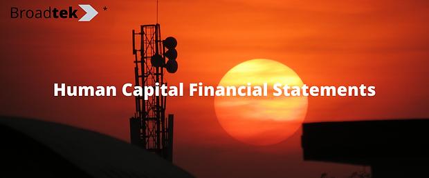 Human Capital Financial Statements