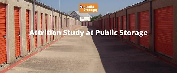 Public Storage's Attrition Study