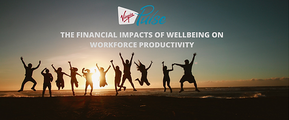 The Financial Impacts of Wellbeing on Workforce Productivity