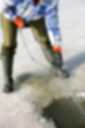 Talvikalastus  lähiruokaa Vinterfiske Närmat