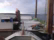 Höst på havet Syyksy on jo saapunut