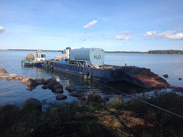 Skärgårdsservice H. Lindgren sjötransport