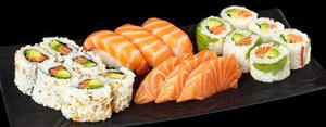 MIKAWA  21.90€   15P + SASHIMI