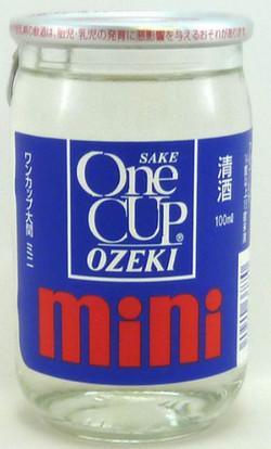 sake Ozeki mini 14.9%
