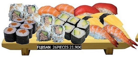 FUJISAN 21.90€   26P