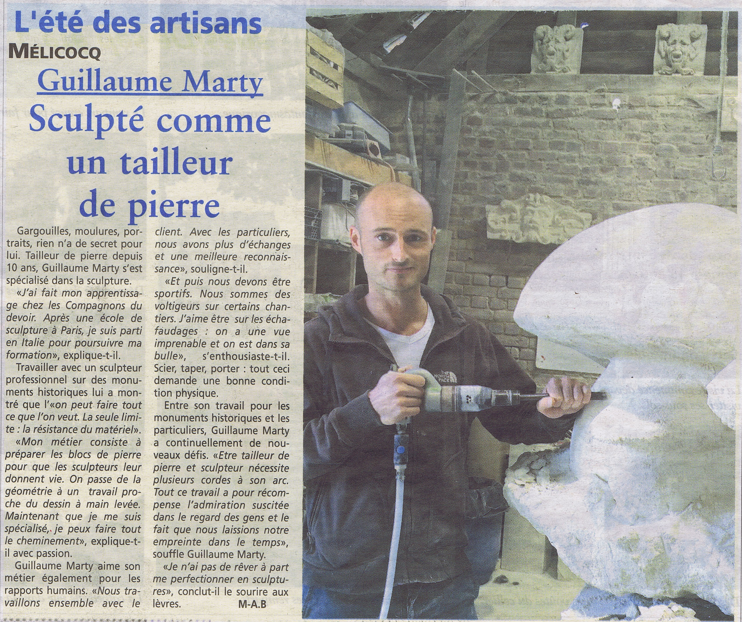 1119 ribecourt artisan