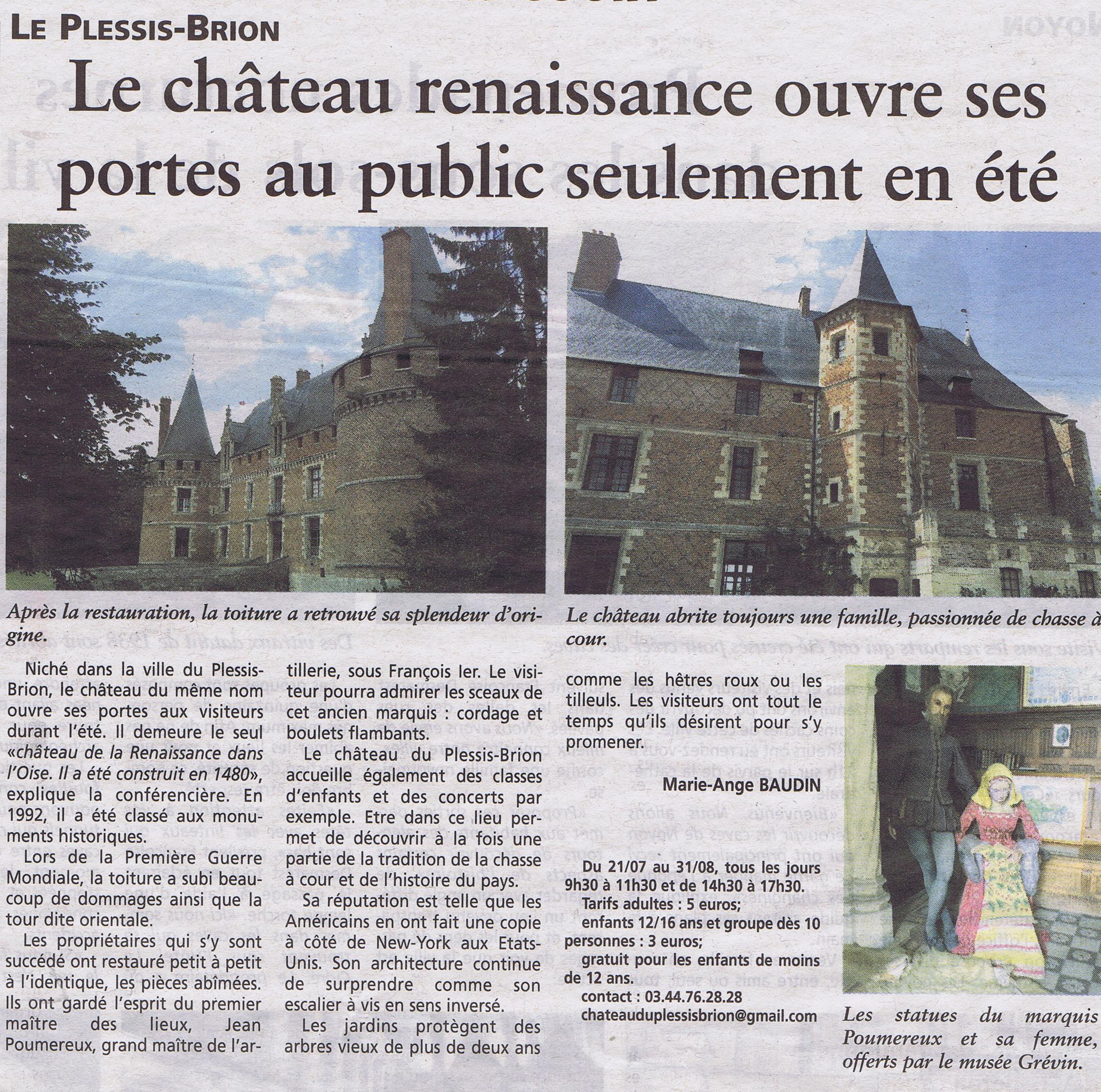 1119 ribecourt chateau