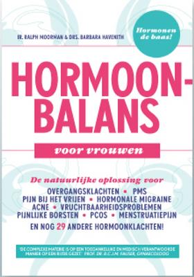 hormoonbalans boek daysy Ralph en Barbar