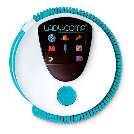 Lady-Comp cyclus tracker menstruatiecycl