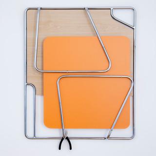 Chrome-Orange-Pliers