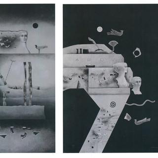Untitled I and II