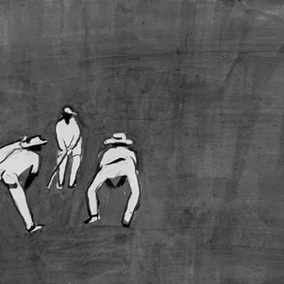 Cricket Drawings
