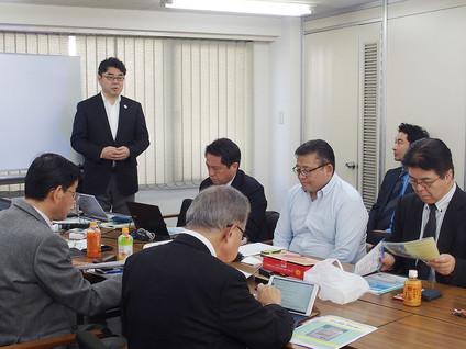 2019/12/12 第14回定期理事会・第13回合同委員会を開催しました