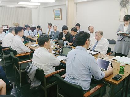 2019/10/18 第13回定期理事会・第12回合同委員会を開催しました