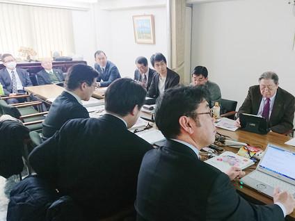 2019/02/14 第9回定期理事会・第8回合同委員会を開催しました
