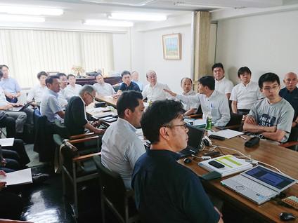 2019/08/21 第12回定期理事会・第11回合同委員会を開催しました