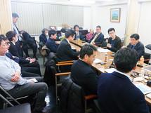 2020/2/13 第15回定期理事会・第14回合同委員会を開催しました