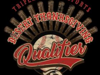 [15U/16U] Triple Crown Sports 19th Annual Desert Thanksgiving Qualifier