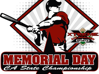[14U] Xtreme Diamond Sports Memorial Day State Championship