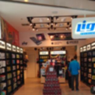 Lig Celular Shopping Pátio Brasil