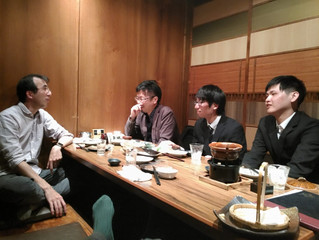 新旧合同敷田研OB会 IN新宿