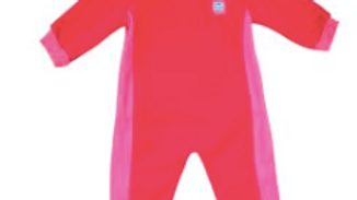 Pink Warm In One Wetsuit