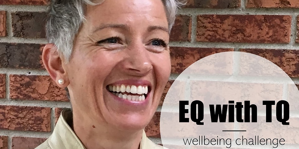 INVEST IN YOUR WELLBEING: 30-DAY CHALLENGE (MARCH 2021)