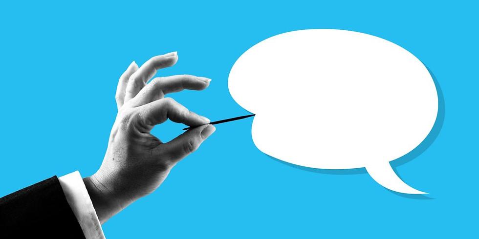 WEBINAR: Stop Interrupting - The Art of Impulse Control