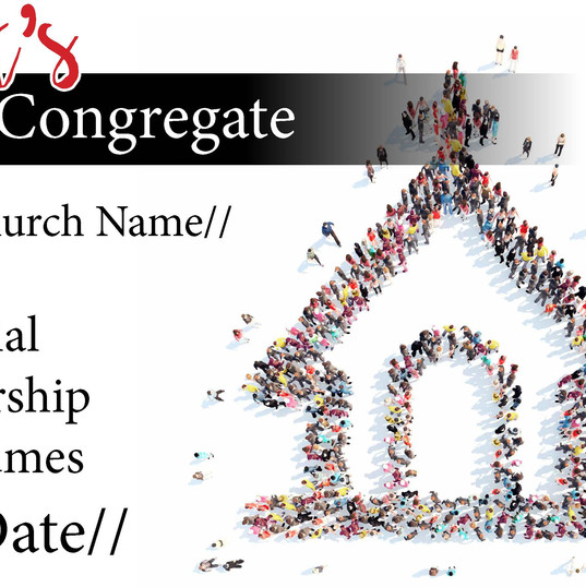 Let's Congregate Church