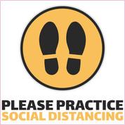 Practice Social Distance