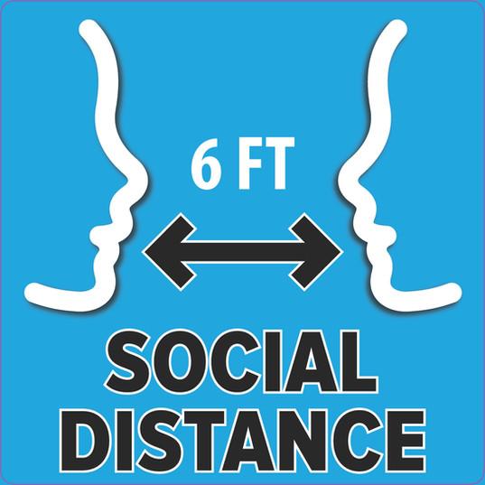 Face Off Social Distance