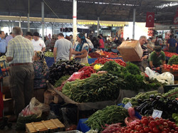 Bodrum Farmers Market