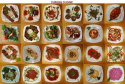 Turkish-cuisine mezza's