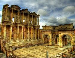 Ephesus, one of the 7 Wonders
