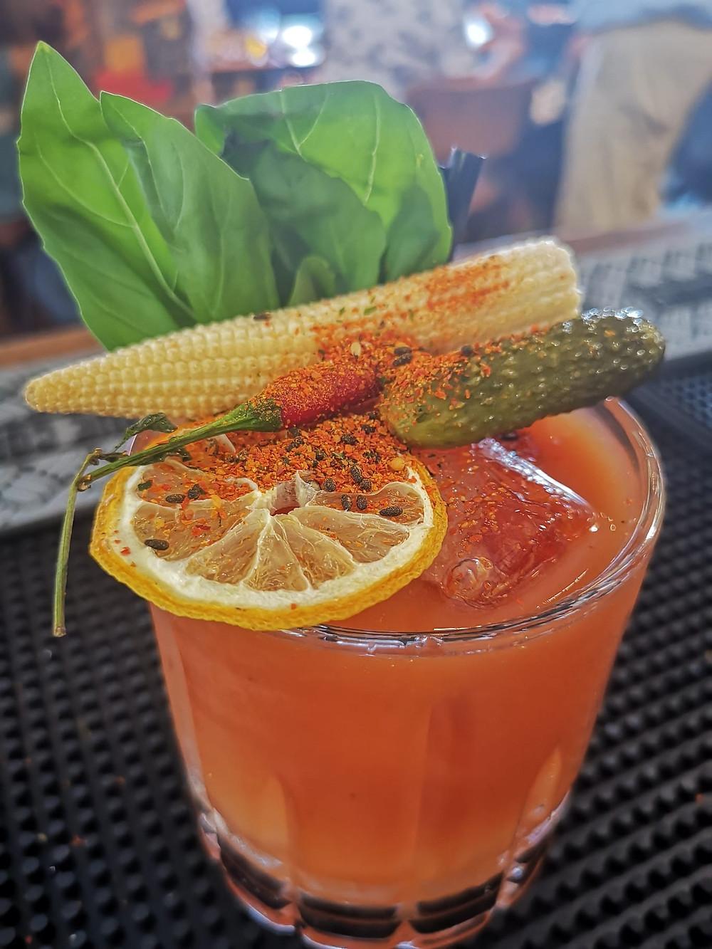 cocktail, coctel, coctelería