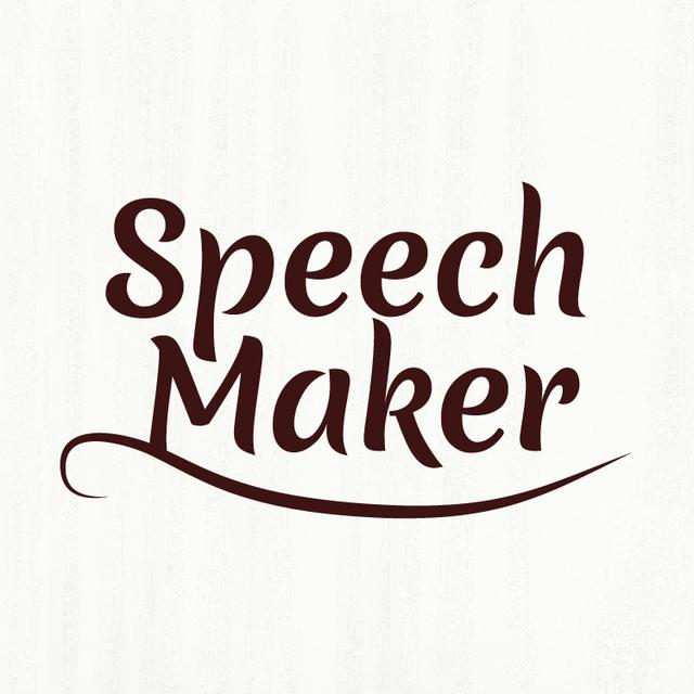 Speech Maker