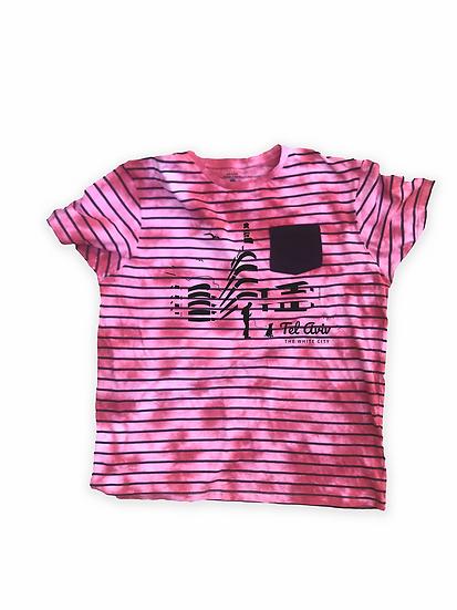T-shirt Special Bauhaus   old red