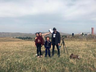 Residencia en 705 Art Group (Kirguistán)