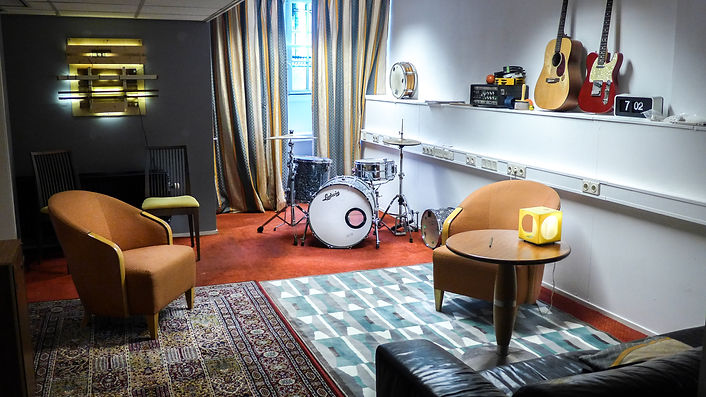 Opnamestudio amsterdam, recording studio, muziekstudio