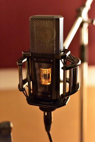 Geluids studio, muziek opnemen, professionele studio