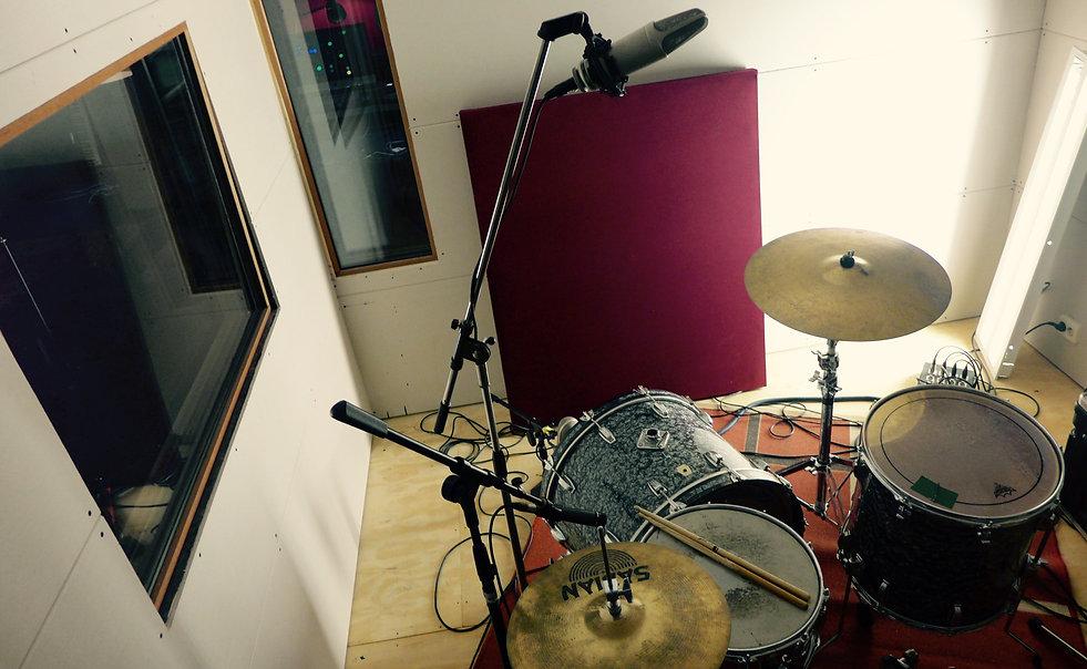 Muziek studio Amsterdam