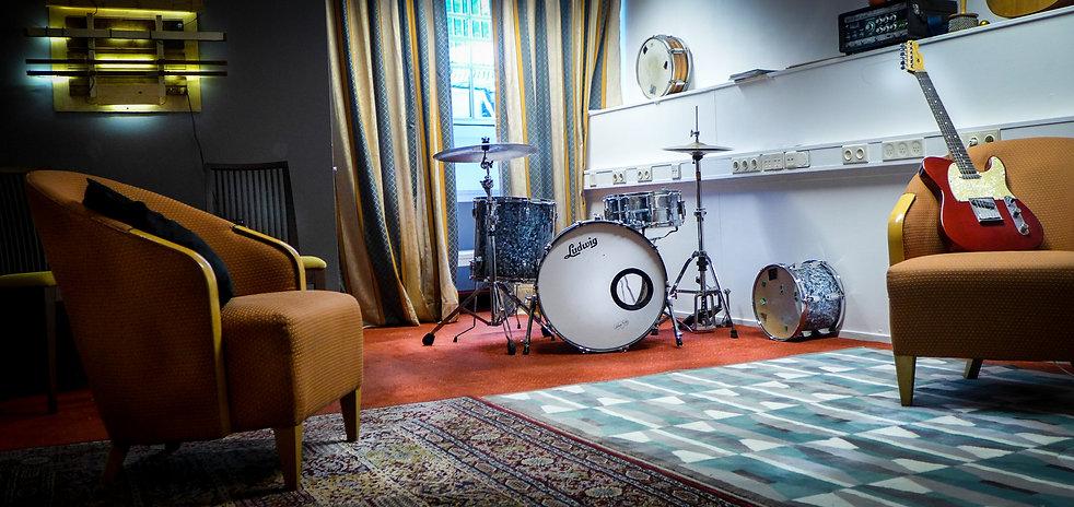 Studio Americain recording Amsterdam