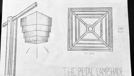 The Petal Lampshade
