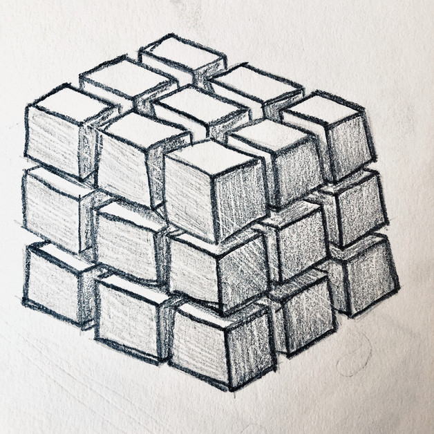 Cube Game
