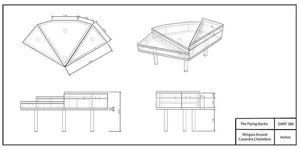 Final Idea - Technical Drawing