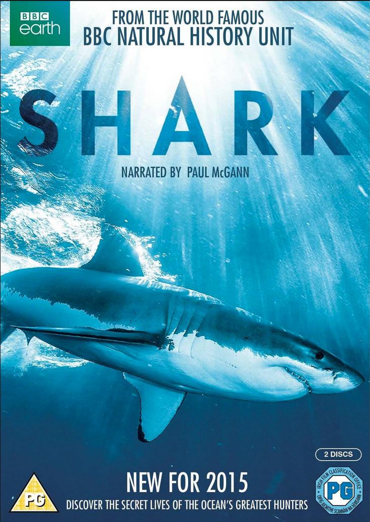 BBC SHARK Underwater Cameraman Duncan Brake