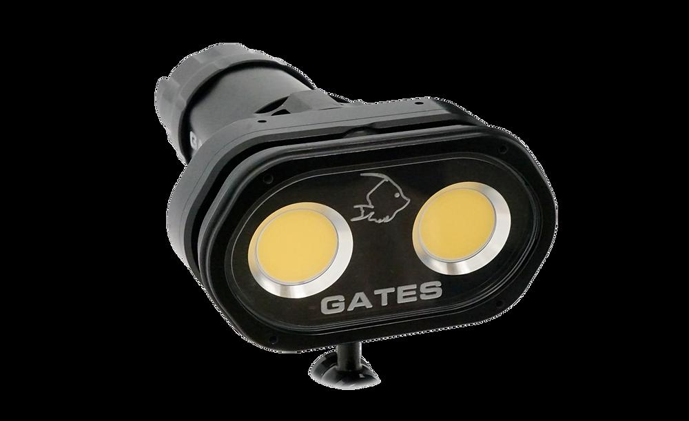 Gates Underwater Video Lights